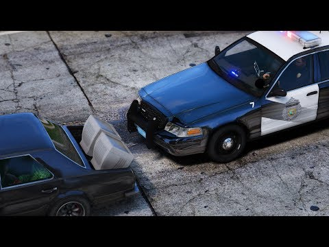 LSPDFR - Day 540 - Junk in the Trunk