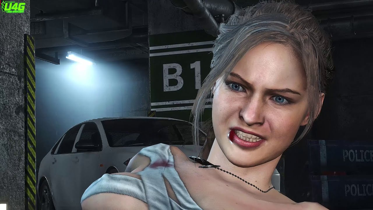 Claire Bandage mod Resident Evil 2 Remake Mods 1440p60