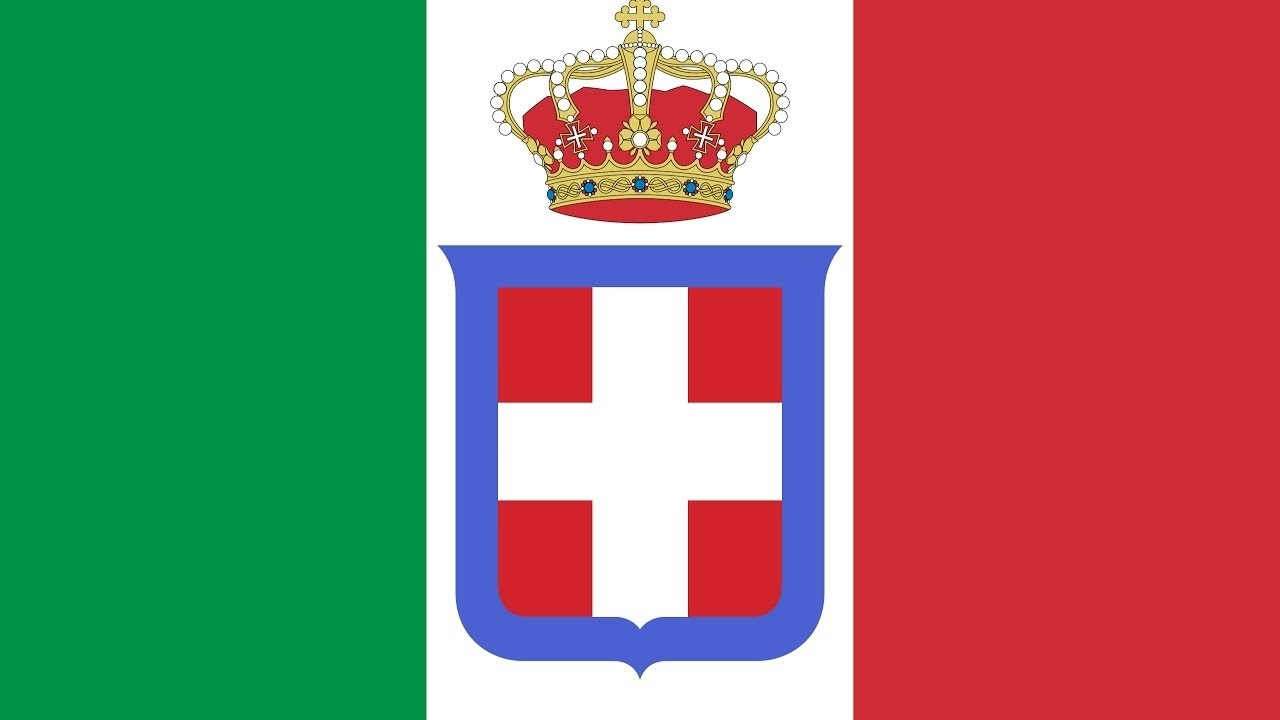 Faccetta Nera Marching Song Of The Kingdom Of Italy With Lyrics Youtube