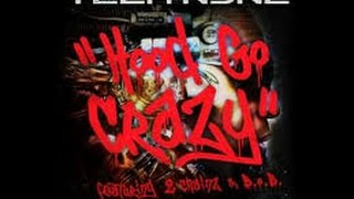 Tech N9ne - Hood Go Crazy [Clean] (Best Version)