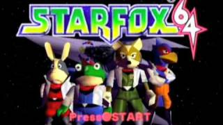 Star Fox 64 Quotes Remix