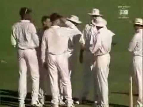 Darren Gough Hat Trick, Ashes 1999