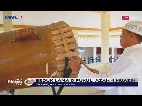 Uniknya Sholat Jumat Di Masjid Kesultanan Tidore - LIP 06/03