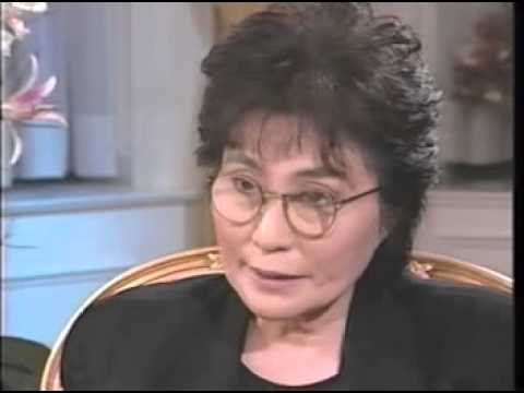 Yoko Ono interviewed by Kate Pierson (The B-52s) 1992