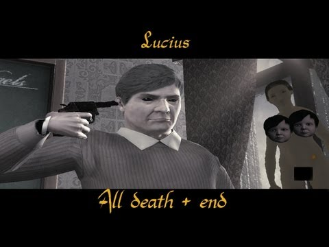 Lucius All Death Scenes + End  