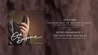 "Metavari - ""Oh Diane"" from The Next Peak Volume III [Twin Peaks Tribute]"