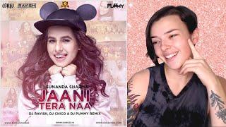 JAANI TERA NAA (MUMMY NU PASAND) | SUNANDA SHARMA | JAANI | REACTION! | Indi Rossi