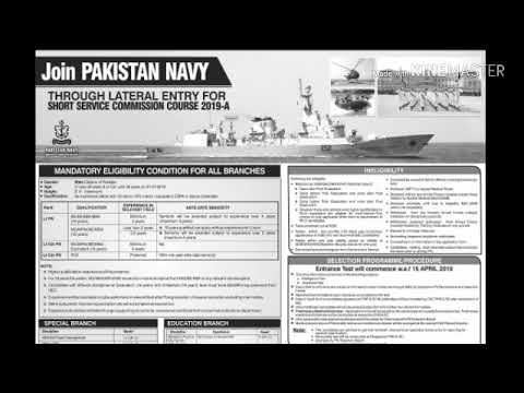 Pak Navy new jobs 2019 | Pak Navy jobs Urdu | jobs in Pakistan Navy | Pak  Navy jobs in different dep