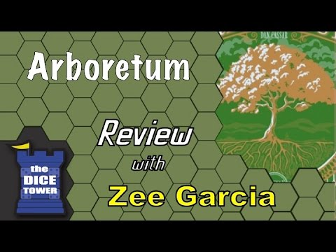 Arboretum Review - with Zee Garcia
