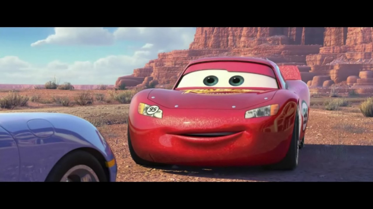 Cars - Lightning McQueen and Sally - Difference in me - YouTube