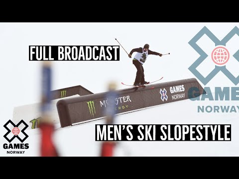 Men's Ski Slopestyle: FULL BROADCAST | X Games Norway 2020