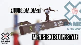 Men's Ski Slopestyle: FULL BROADCAST | X Games Norway 2020