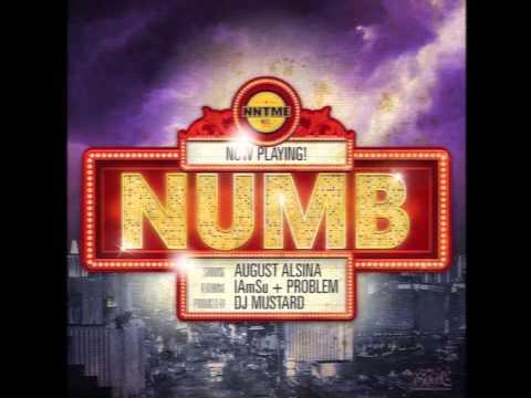 August Alsina  Numb Feat BoB & Yo Gotti Remix Prod  DJ Mustard Download link available CDQ