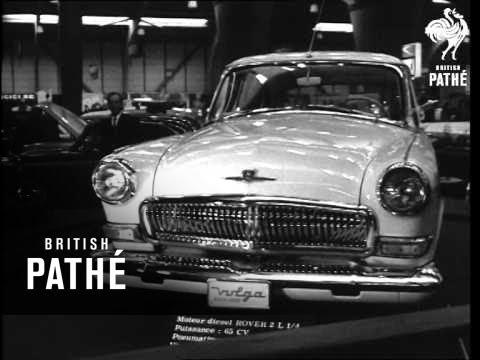 Geneva Auto Show (1963)