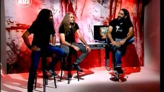 Spider Kickers Interview @ TV WAR (17/11/14)