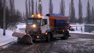 Akcja zima trwa! Zobacz jak drogowcy walczą z białą królową