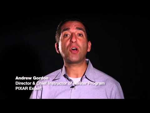 Hollywood Animation Feature Flim Master Program - Andrew Gordon