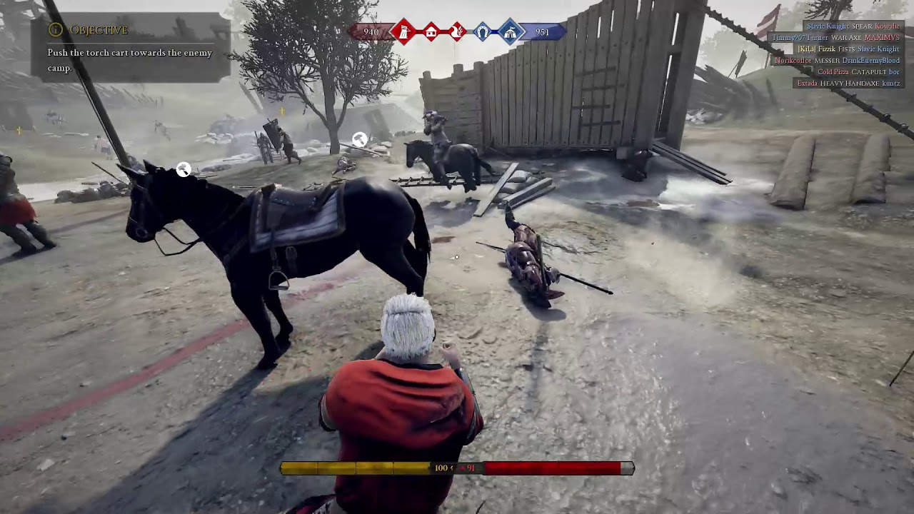 MORDHAU Horse Fisting - YouTube