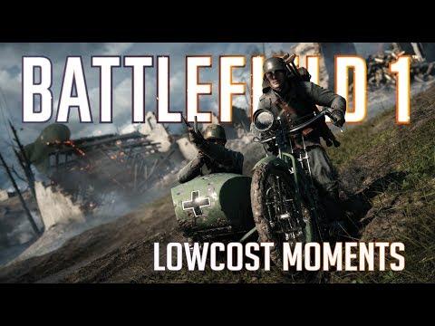 BATTLEFIELD1 - Lowcost Moments