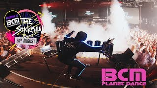 BCM MAGALUF - THE STICKMEN TAKEOVER