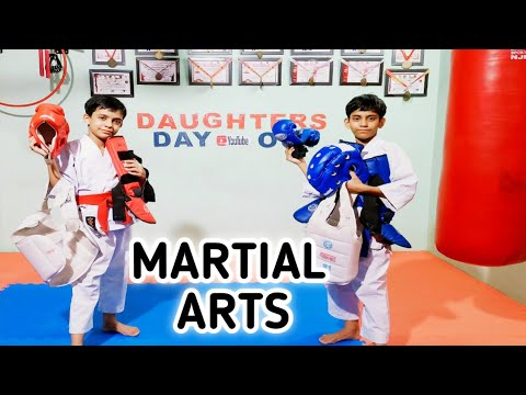Martial Arts Equipment At Home|| Karate Equipments At Home|| Martial Arts Accessories At Home||