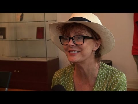 Susan Sarandon at the Democratic National Convention: The Climate Revolution Continues