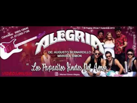 Mix grupo alegria primicias 2013 hd