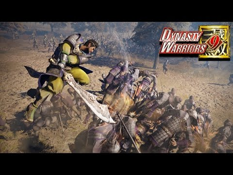 Dynasty Warriors 9 - Gameplay Trailer