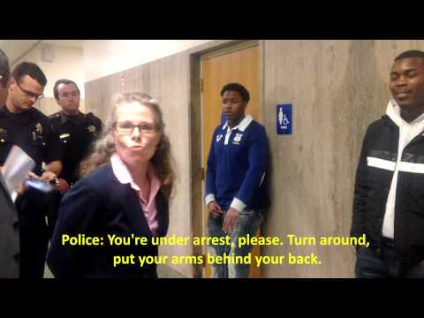 Jami Tillotson Arrest 1/27/2015 video
