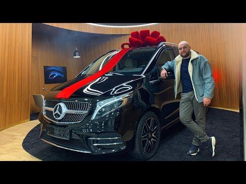 Я Купил Новый Mercedes V class! Новый проект!