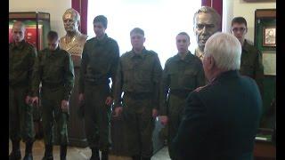 видео Информация об условиях оформления на военную службу по контракту