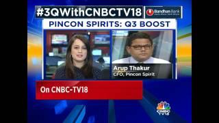 Saw 45-48% Volume Growth YoY : Pincon Spirits Video