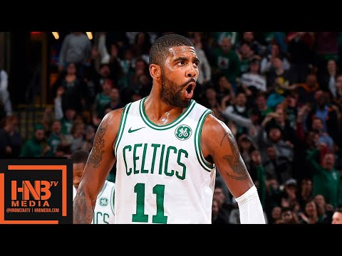 Boston Celtics vs Detroit Pistons Full Game Highlights | 10.30.2018, NBA Season