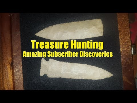 Finding History SUBSCRIBER Treasure Hunting Finds Archaeology Indian Arrowhead
