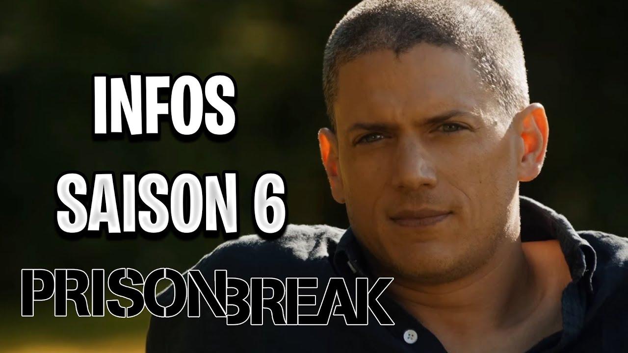 Download PRISON BREAK : INFOS SUR LA SAISON 6