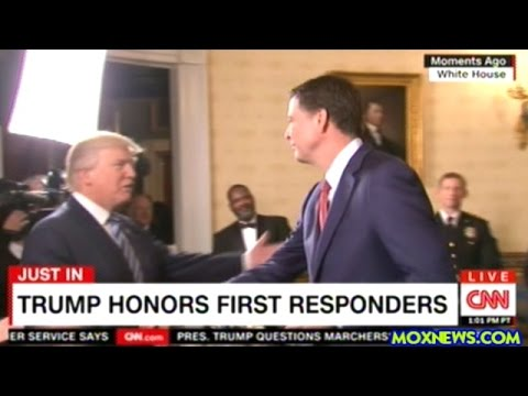 Donald Trump Thanks And Honors FBI Director James Comey