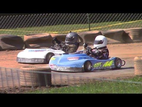 Purple Clone Feature | Eriez Speedway | 9-23-17