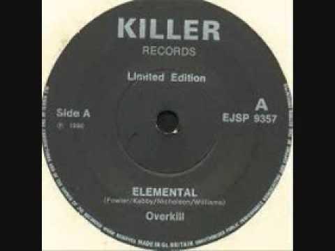 Overkill (UK) - Elemental