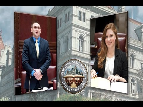 THE VALUE OF AN INTERNSHIP AT THE NEW YORK STATE SENATE