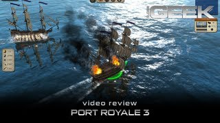 Port Royale 3 Video Review