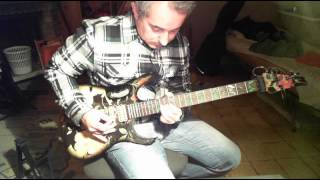 This is my personal tribute to one of the guitarists I've always lo...