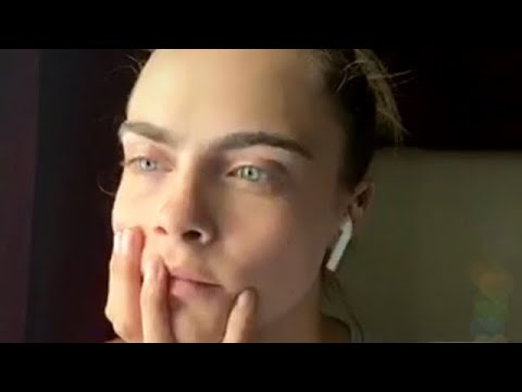 Cara Delevigne is Changing the World | Cara talks recycling on Instagram Live | 4.30.2020