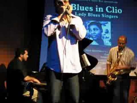 Blues in Clio - Ladies Blues Singer