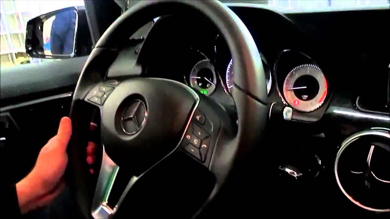 Mercedes GLK - противоугонка C-Asper