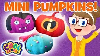 MINI Pumpkin Craft