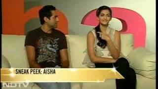 Abhay, Sonam on their chemistry in Aisha