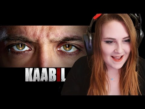 Kaabil Official Trailer - REACTION!