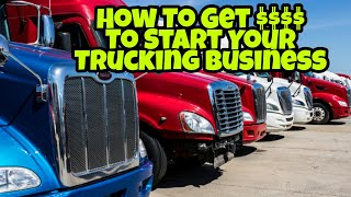 How To Build Business Credit To Pay For Your Trucking Business
