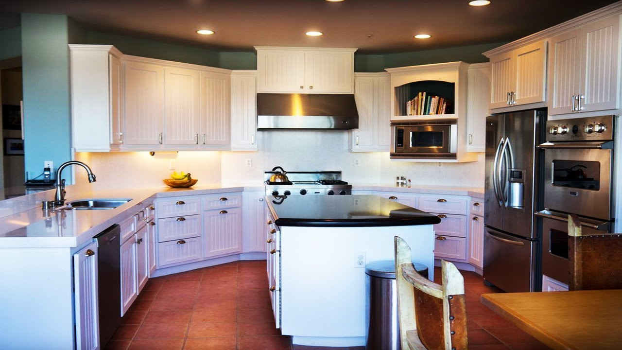 General Finishes Milk Paint Kitchen Cabinets YouTube