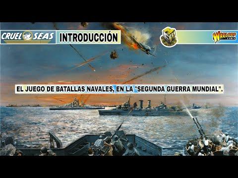 CRUEL SEAS: (INTRODUCCION, COMO JUGAR) WarlordGames, Tabletop Wargame 2da guerra mundial ESPAÑOL LAT